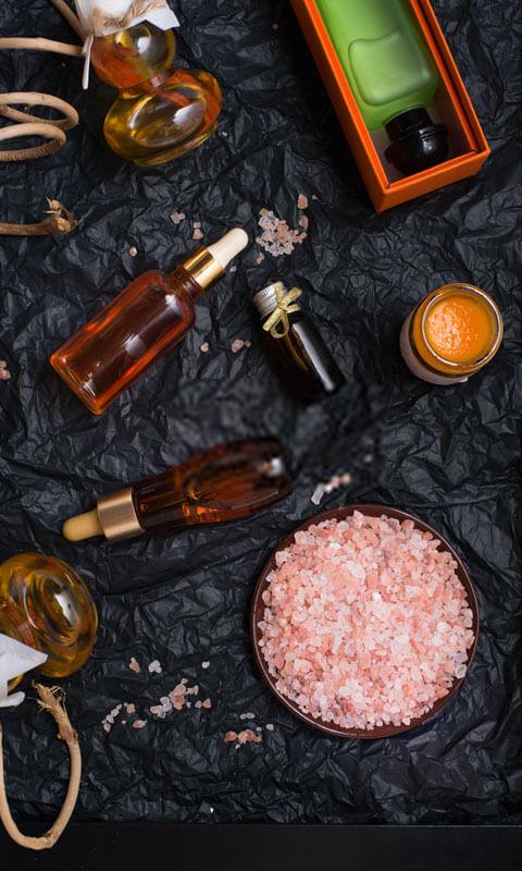 Cosmetics / Perfumes / Hair Care & Skin Care Ingredients