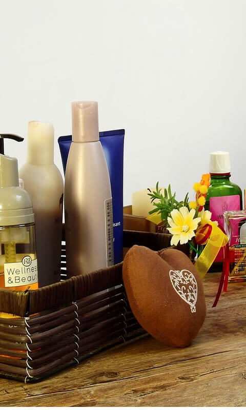 Soap, Detergent, Laundry, Paper & Textile